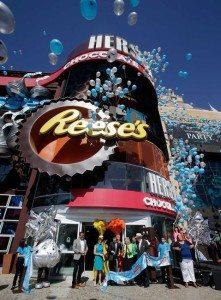 Hersheys Chocolate World Las Vegas