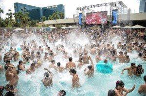 It's always a party at Wet Republic