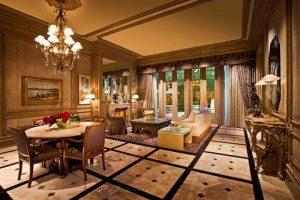 Your own private living and dining room