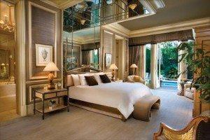 One of the Master Bedrooms in your Villa